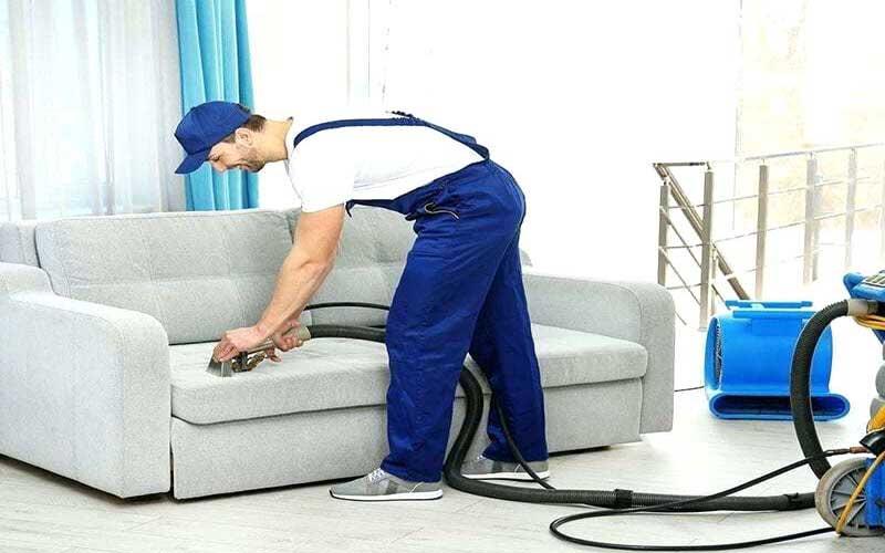 خدمات خشکشویی مبل