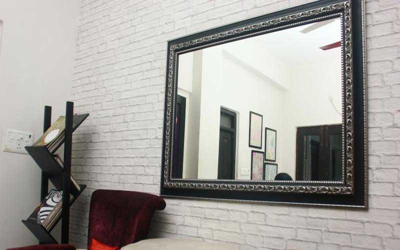 نصب آینه در طراحی داخلی