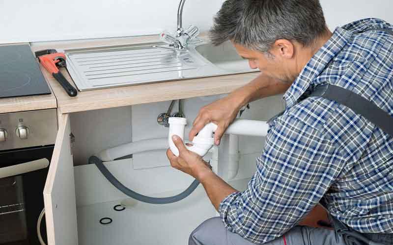 آموزش نصب سینک ظرفشویی توکار
