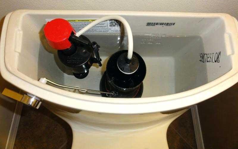 آموزش تعمیر شناور توالت فرنگی