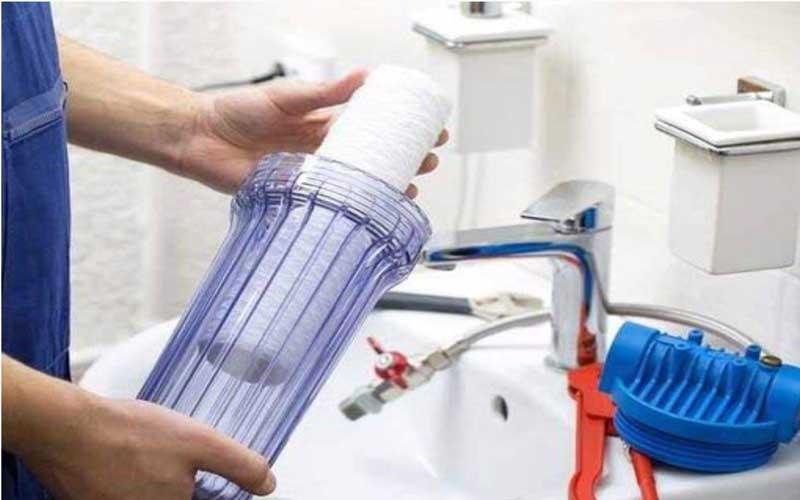 هزینه عیب یابی دستگاه تصفیه آب