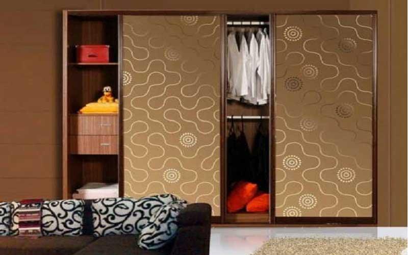 طراحی کمد دیواری اتاق خواب
