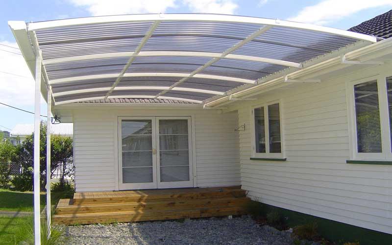 کاربرد سقف پلی کربنات