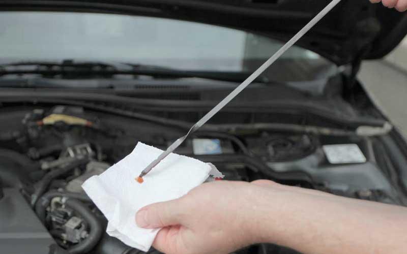 خدمات تعویض روغن ماشین