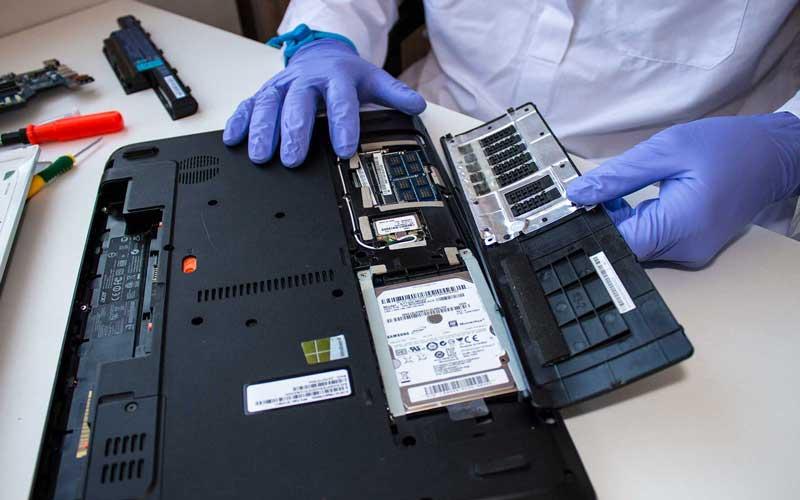 انجام خدمات کامپیوتر و تعمیر لپ تاپ