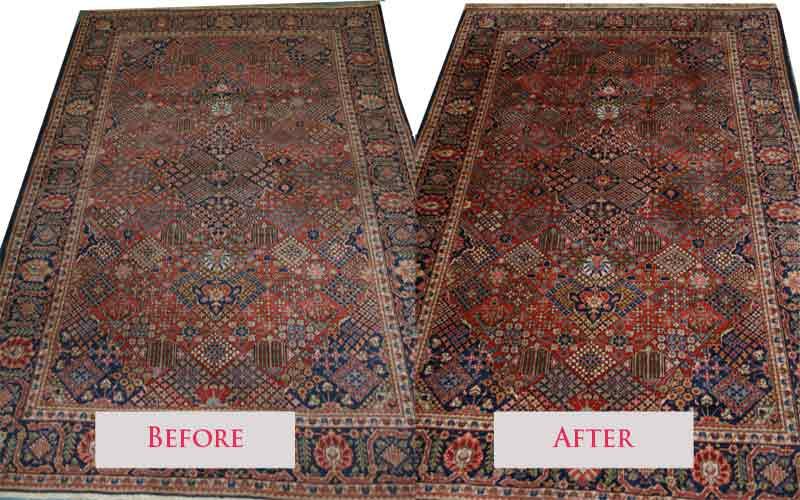 Photo of ترفندهای شستن فرش دستباف در منزل