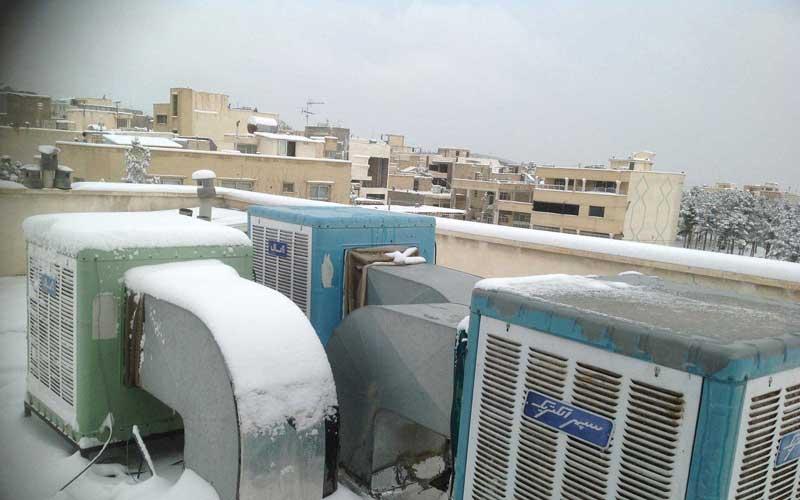 Photo of راهنمای سرویس کولر آبی در زمستان