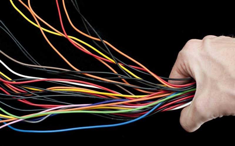 Photo of استاندارد رنگبندی سیم کشی تلفن ساختمان چیست؟
