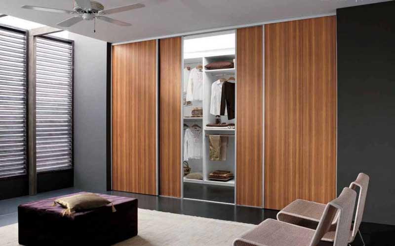 Photo of طراحی کمد دیواری اتاق خواب کوچک