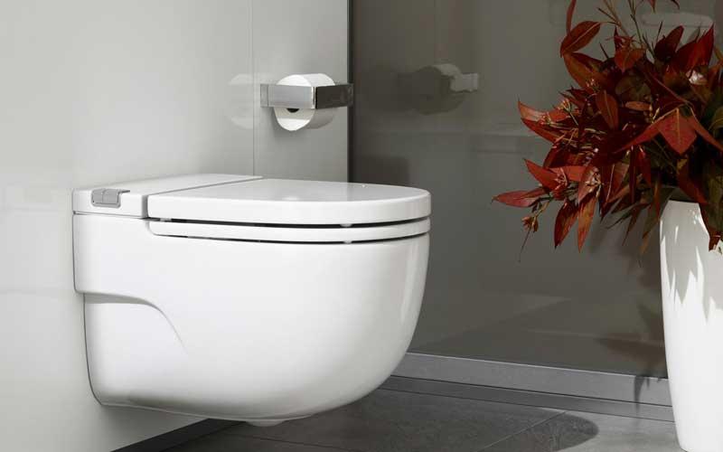 فلاش تانک توالت فرنگی