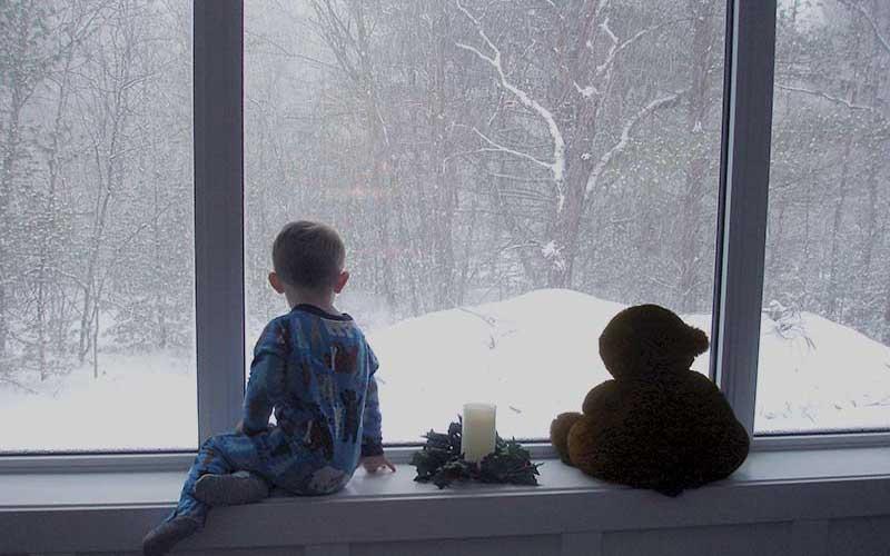 Photo of طریقه نگهداری از پنجره UPVC در زمستان