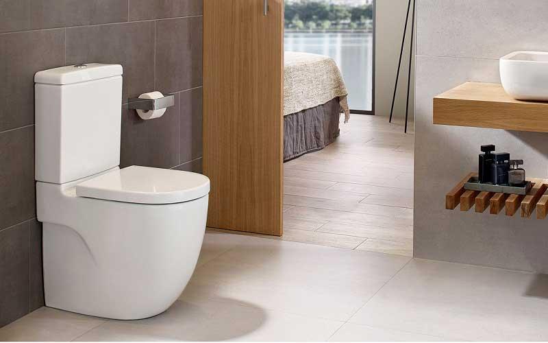 نصب فلاش تانک توالت فرنگی