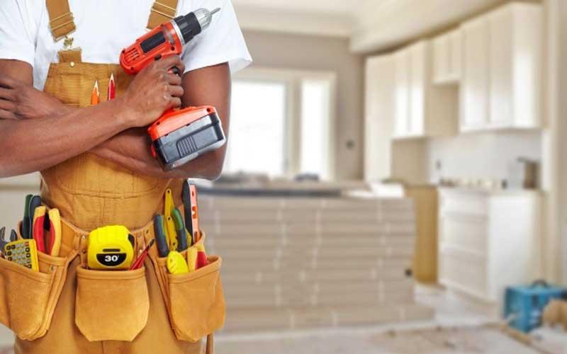 تعمیرات ساختمان ارزان