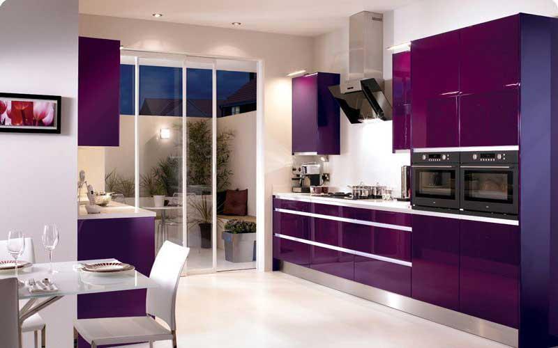 نصب کابینت آشپزخانه سفارشی