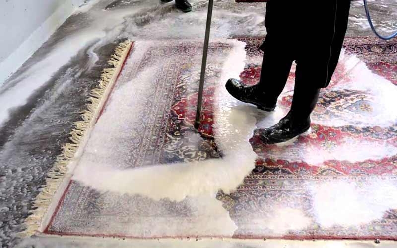 شستشوی فرش و ضد عفونی
