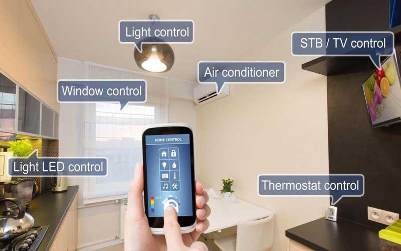 اصول و نحوه سیم کشی برق ساختمان هوشمند