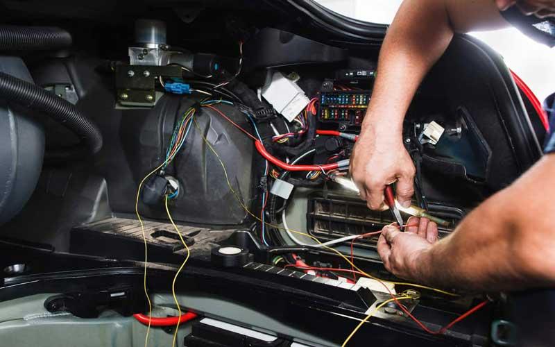 تعمیرات برق خودرو