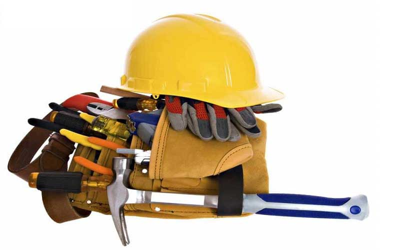 تعمیرات بنایی ساختمان