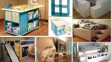 Photo of ترفندهای خلاقانه برای دکوراسیون خانه های کوچک