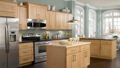Photo of ابعاد استاندارد کابینت آشپزخانه دیواری و زمینی چقدر است؟