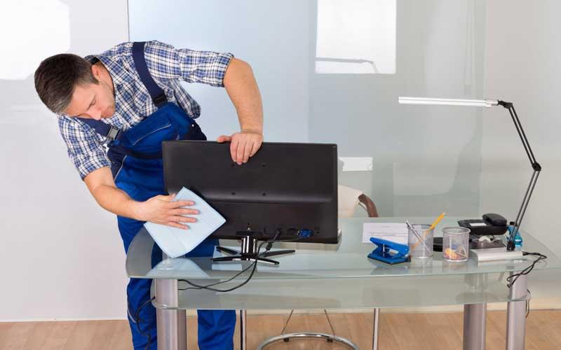 چک لیست ماهانه نظافت محل کار