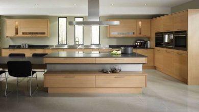 Photo of ۴ کلید طلایی در طراحی آشپزخانه به سبک مدرن