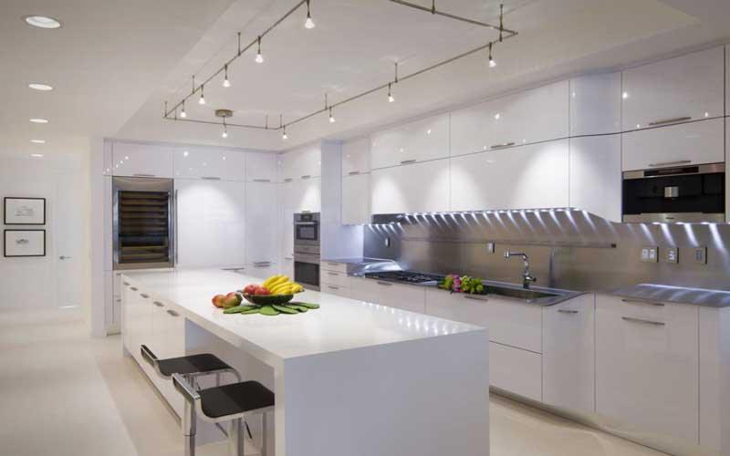 آشپزخانه به سبک مدرن