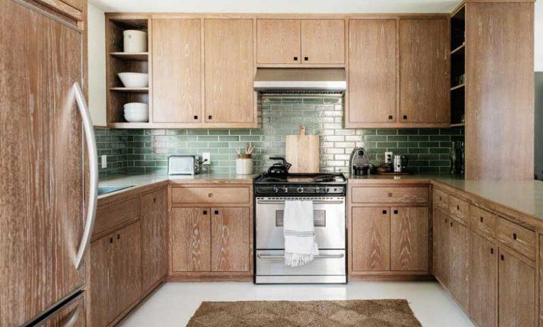 Photo of اصول طراحی کابینت آشپزخانه U شکل
