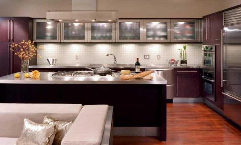 Photo of اجرای نور مخفی کابینت آشپزخانه
