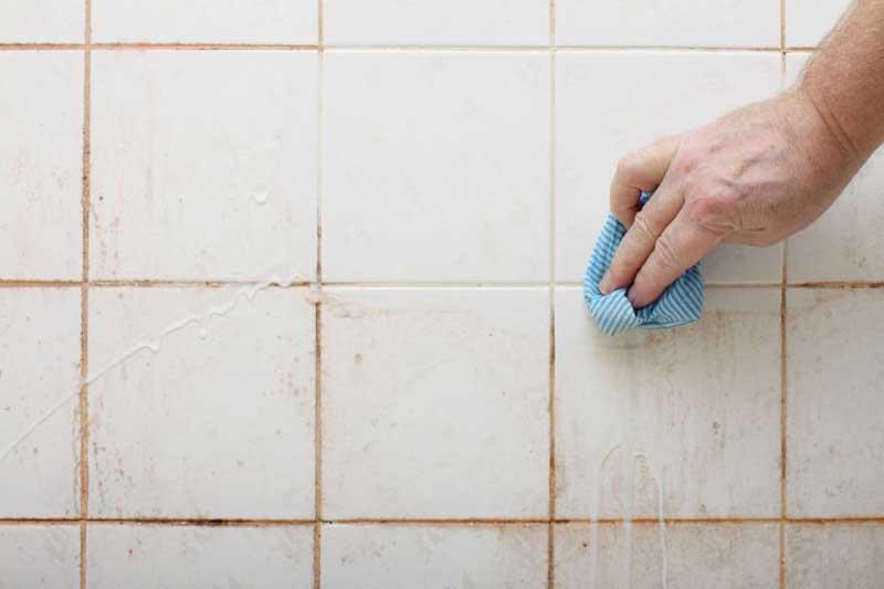 بندکشی سرامیک حمام