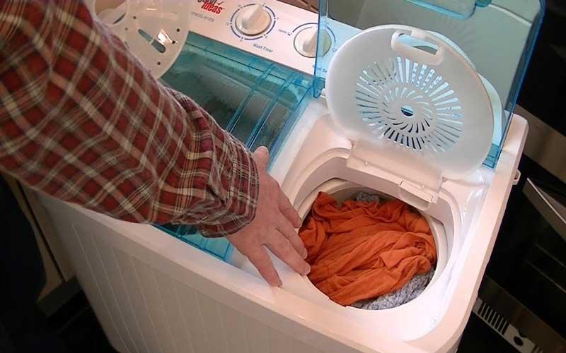 تعمیر ماشین لباسشویی دوقلو
