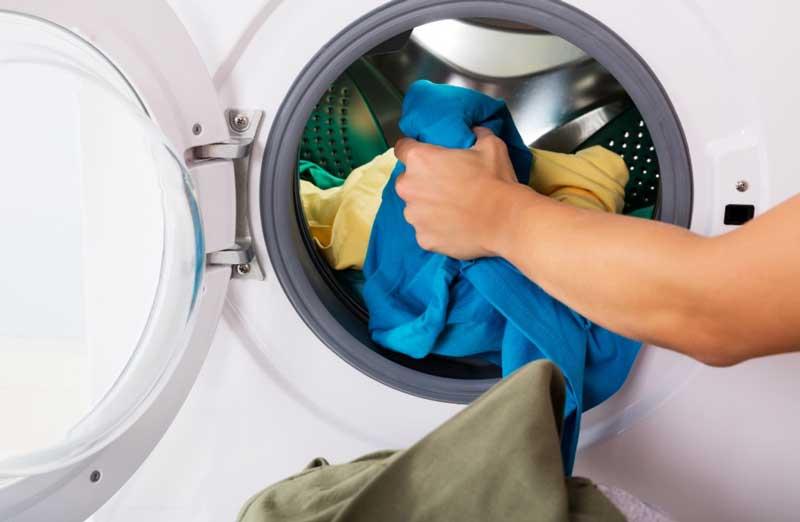 رفع بوی بد ماشین لباسشویی فوری