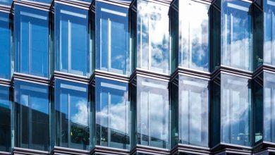 نصب شیشه های ساختمانی