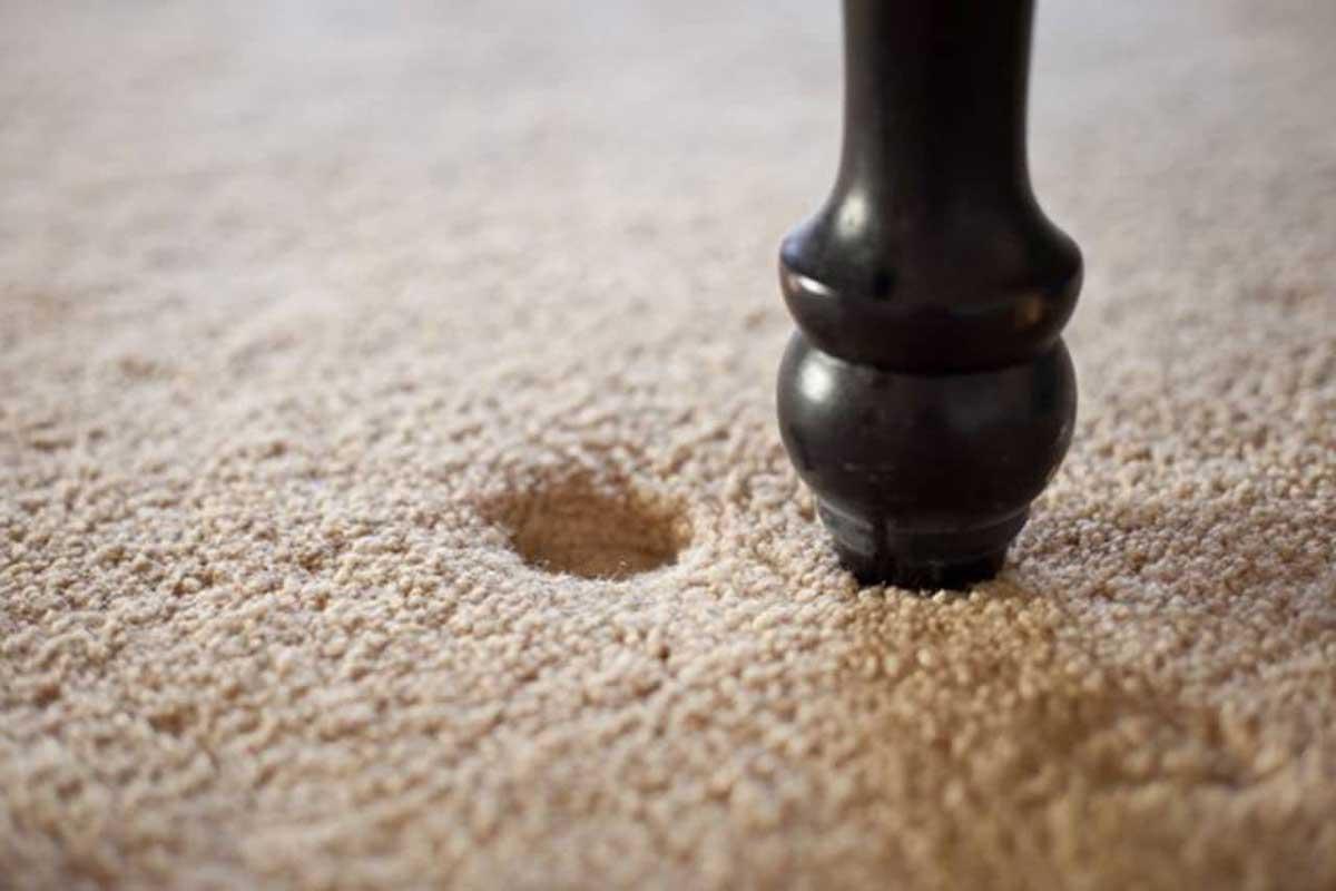 راه های رفع کوبیدگی فرش